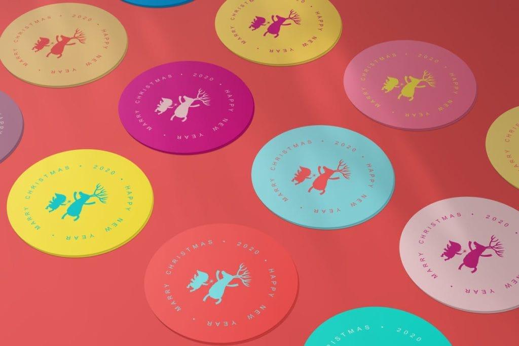 sticker-mockups-19-1024x683 15+ Free Sticker Mockup Templates design tips