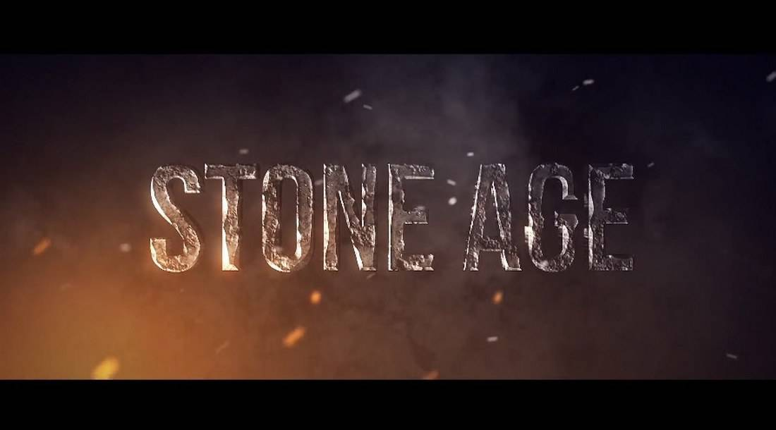 stone age-premiere-pro-animated-title-template