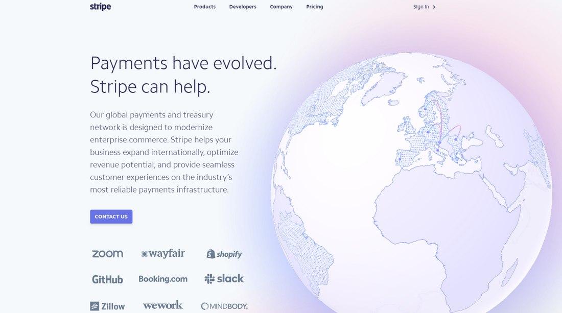 stripe-globe Spline: Easily Create 3D Experiences for the Web design tips