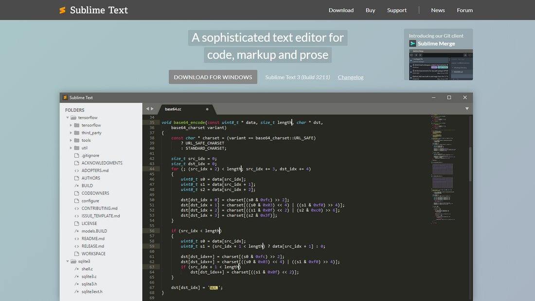 sublime-text 8 Best Code Editors for Designers in 2020 (Free & Premium) design tips