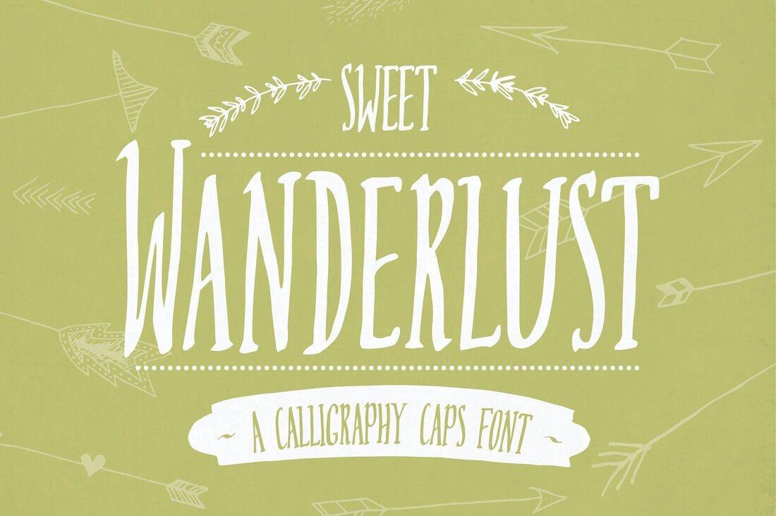 sweet-wanderlust 100+ Best Modern Serif Fonts design tips