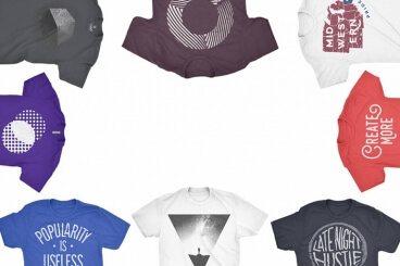 20+ Best T-Shirt Mockup Templates 2020 (Free & Premium)