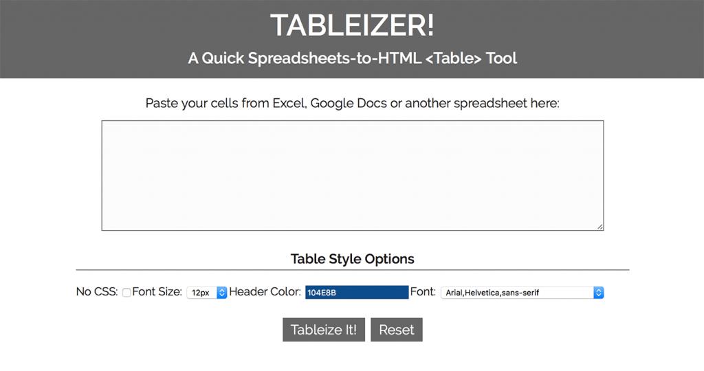 tableizer-1024x540 15 Tips for Designing Terrific Tables design tips