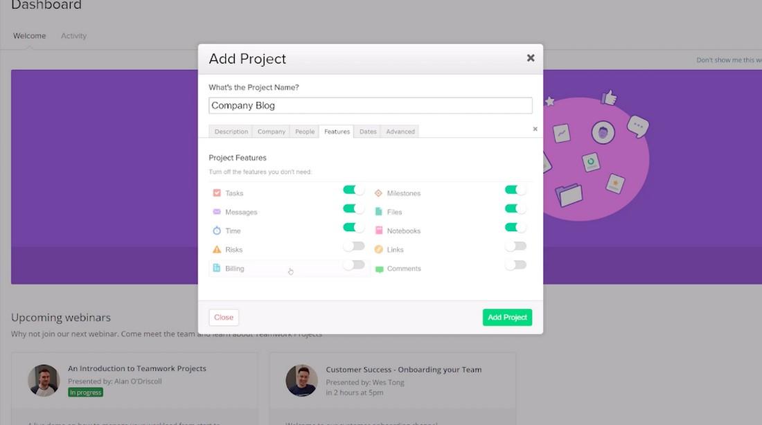 teamwork-2 Best Project Management Software for Creatives 2020 design tips