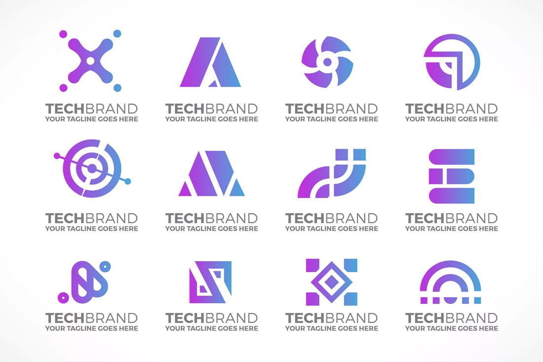 what is logo template