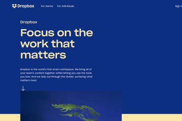 10 tendances dans les sites Web «Unicorn» de startups technologiques