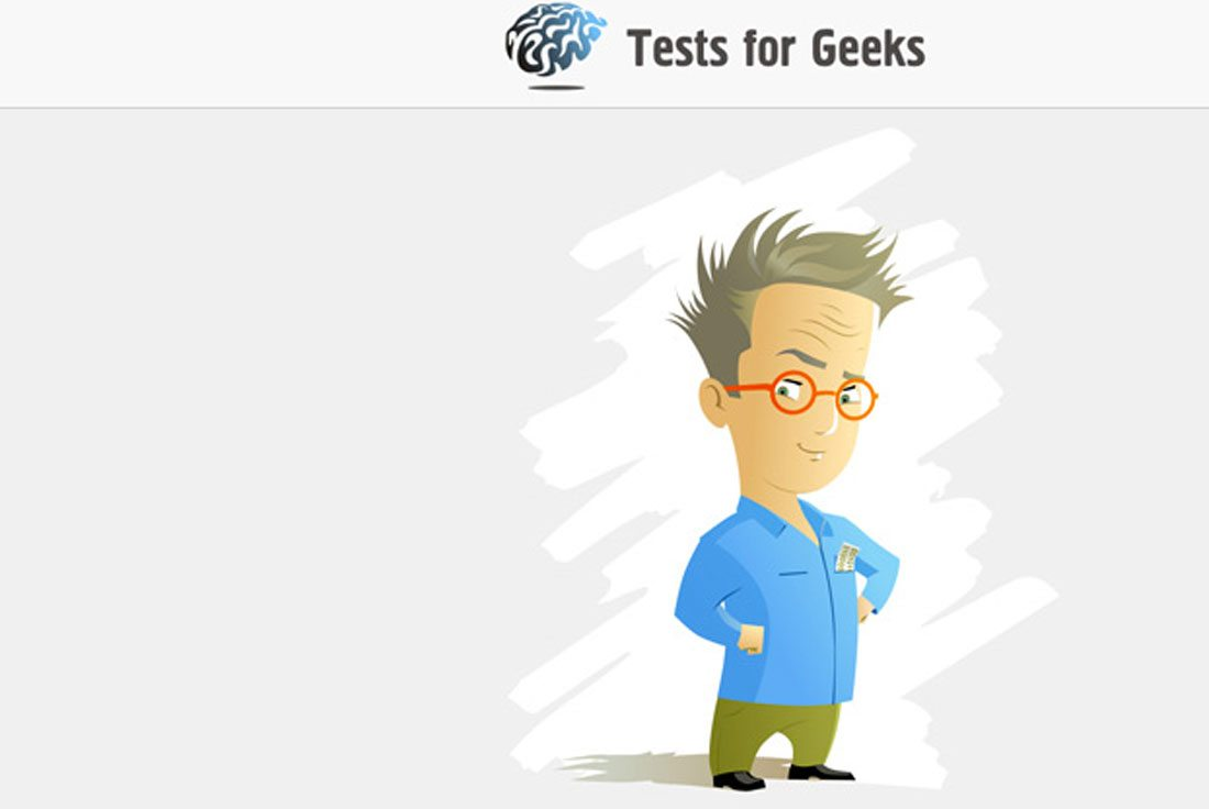 tests for geeks