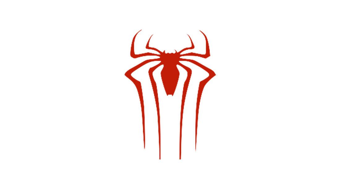 The Amazin Spiderman Logo Template