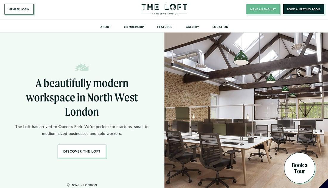 the-loft 15+ Key Logo Design Trends of 2020 design tips