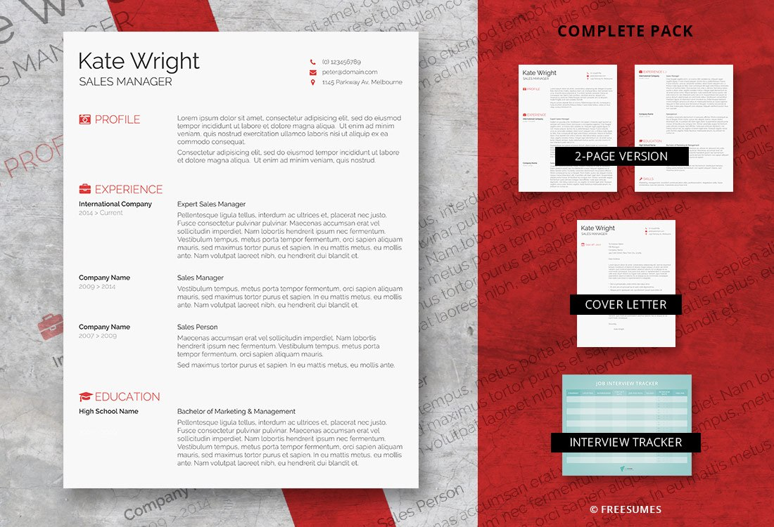 the-minimalist-resume-pack