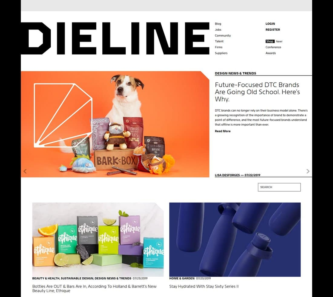thedieline
