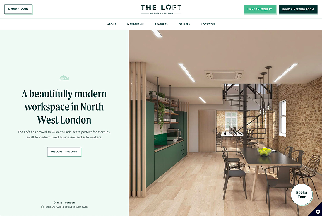 theloft Design Trend: Imagery Without People design tips