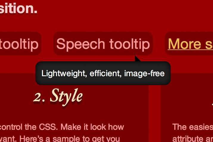 25 Useful Resources for Creating Tooltips With JavaScript or
