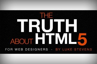 Winners Announced: Win One of Three Copies of the Truth About HTML5