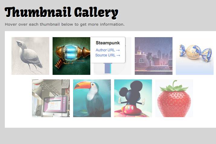 thumbnail-gallery-demo-preview-screen
