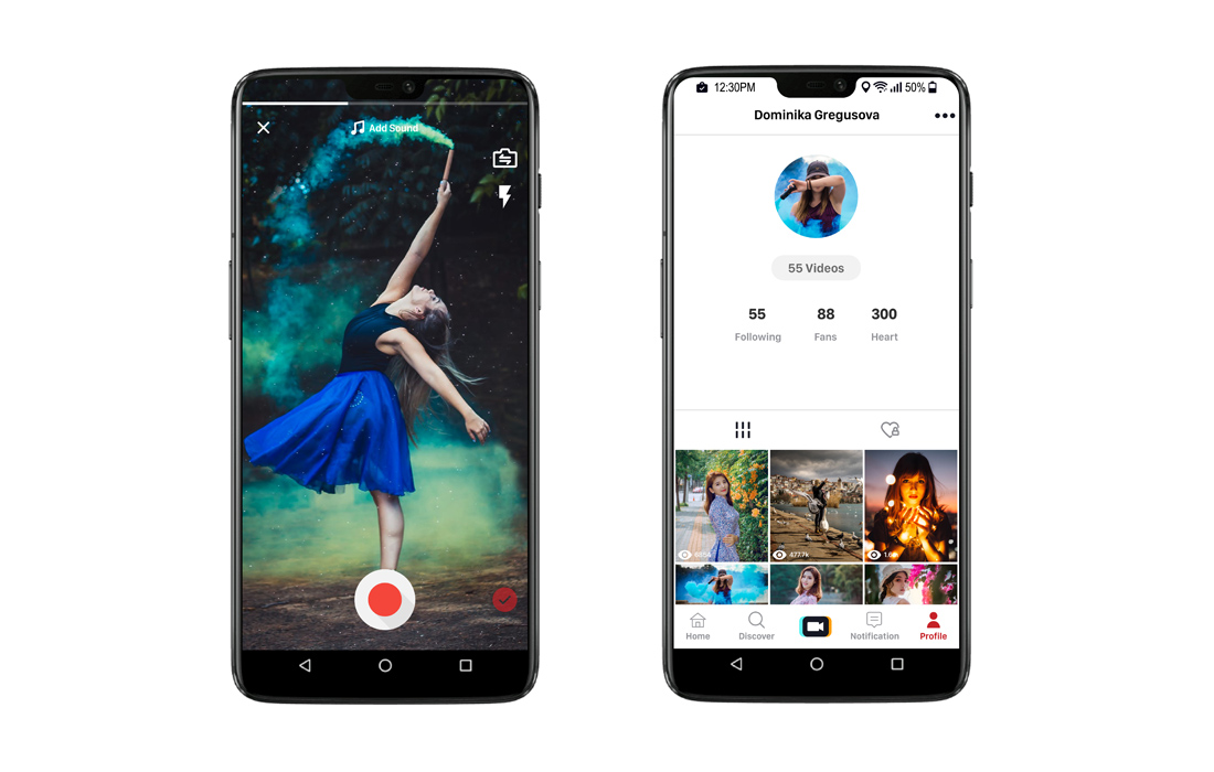 tictic-app 20+ Best Android App Templates (For Mobile Apps) 2021 design tips