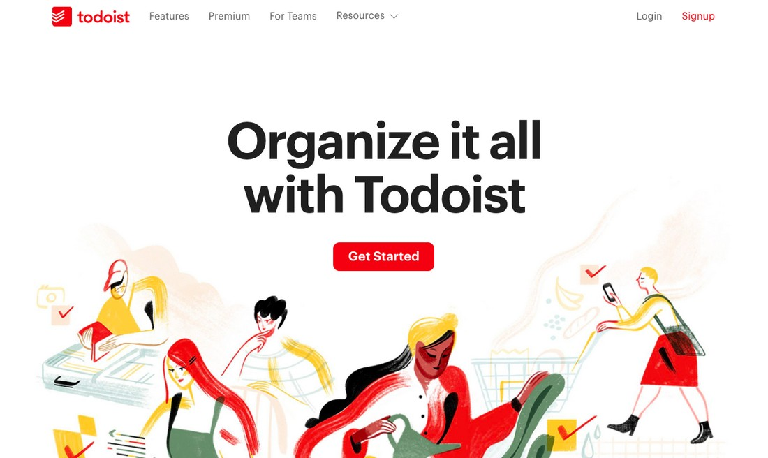 todoist-1 Best Project Management Software for Creatives 2020 design tips