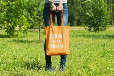 20+ Tote Bag Mockup Templates (Free & Pro)