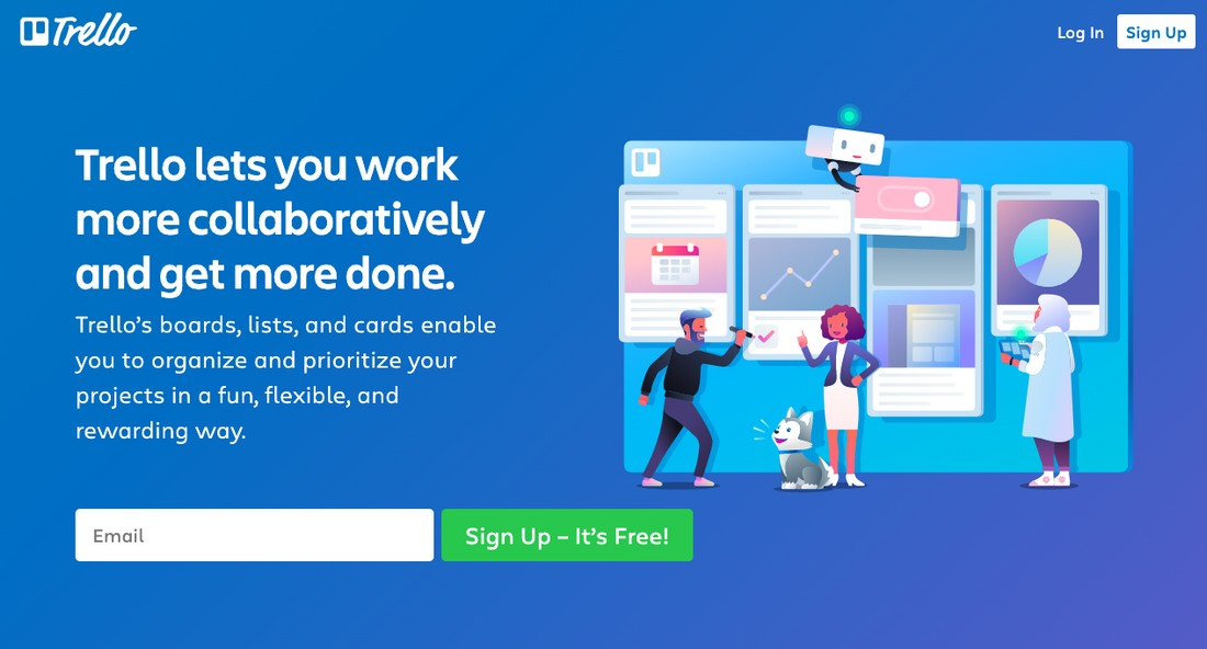 trello-1-1 Best Project Management Software for Creatives 2020 design tips