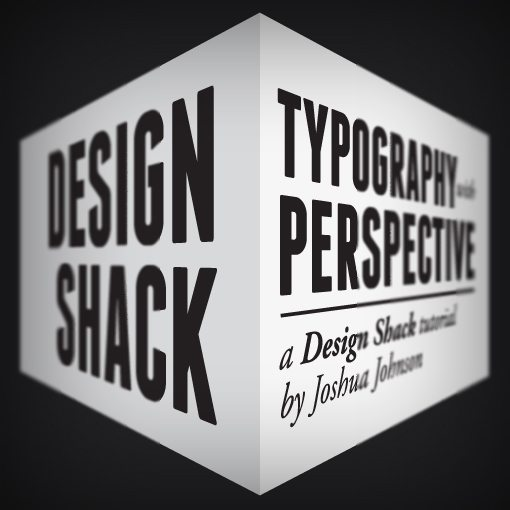 Typography with Perspective
