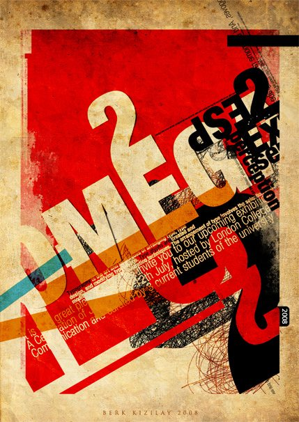 typography_posters_3 Typographic Posters: 100 Stunning Examples design tips