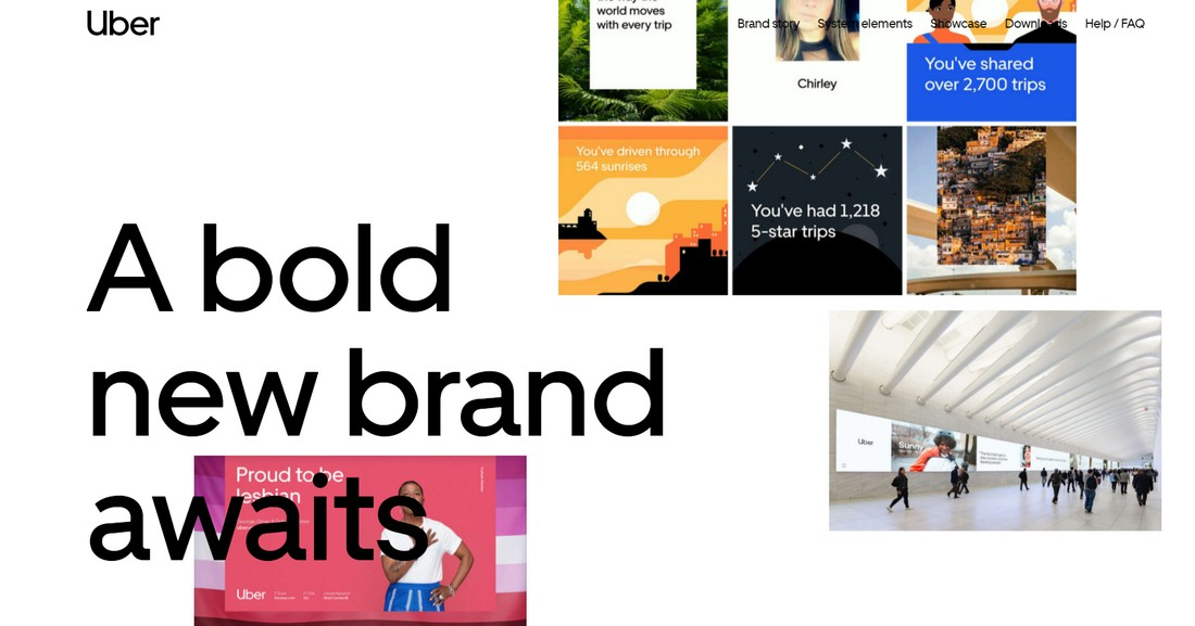 uber-brand Web Typography Rules: What You Need to Know design tips