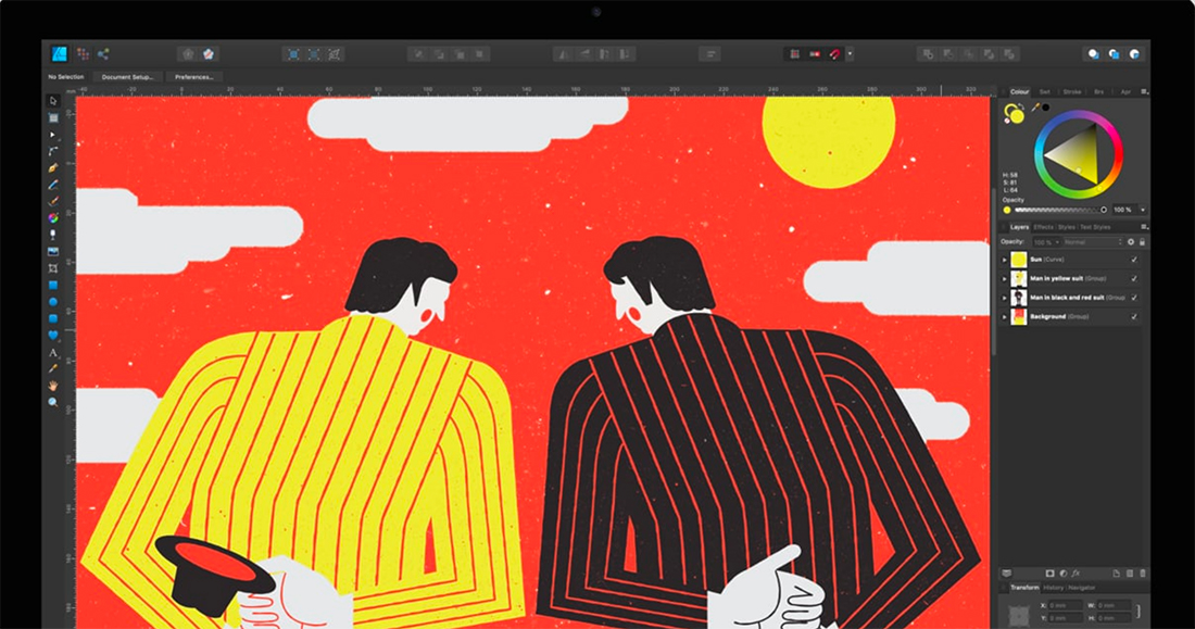ui-overview 15+ Most Helpful Affinity Designer Tutorials (+ Reviews) in 2020 design tips
