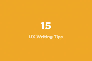 15 Tips to Improve Your UX Writing