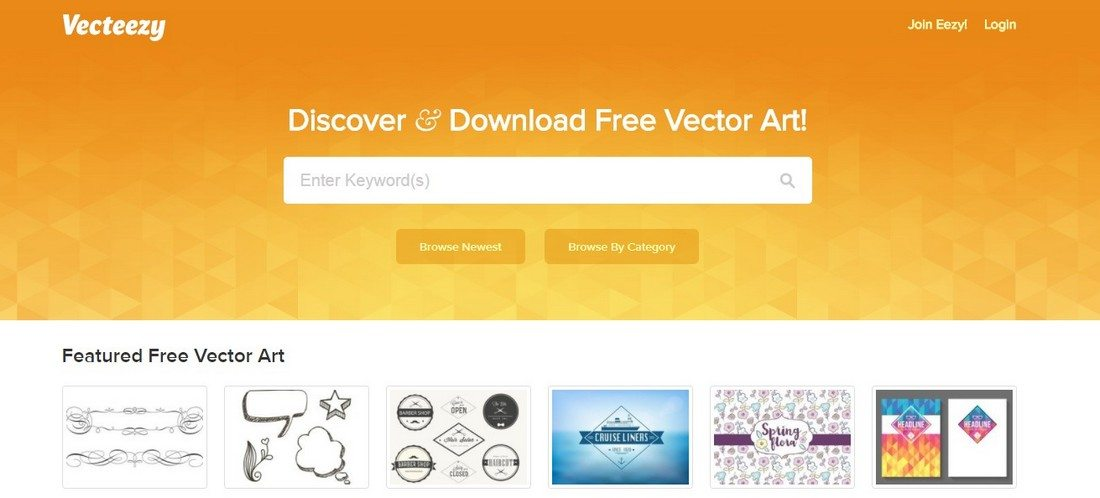 vecteezy 10 Awesome Places to Download Free Vector Art design tips