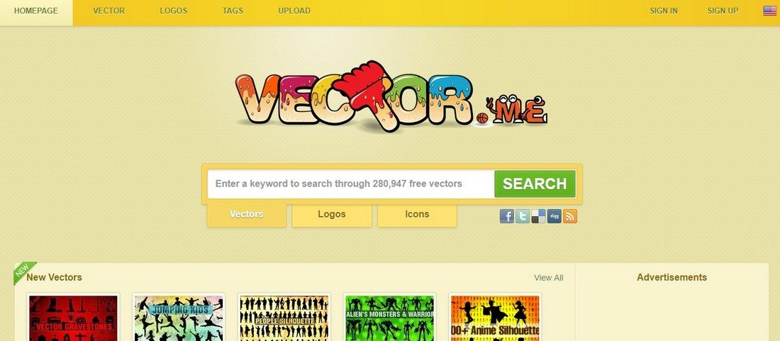 vector-me 10 Awesome Places to Download Free Vector Art design tips