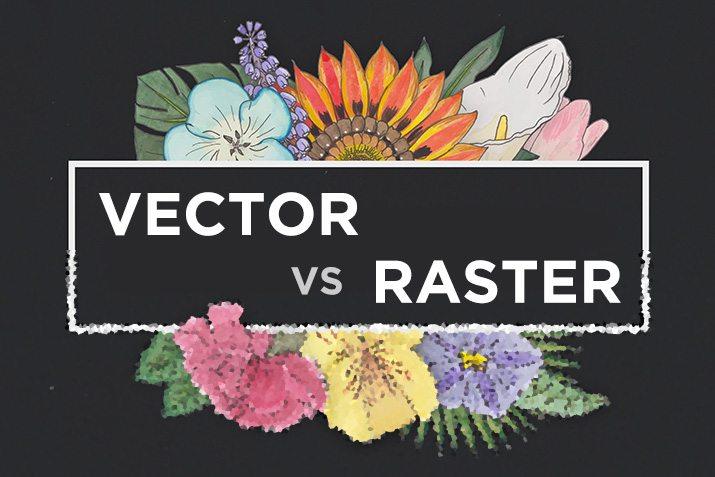 Vector vs. Raster: What Do I Use?