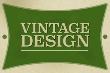 Making Vintage Design Work for You