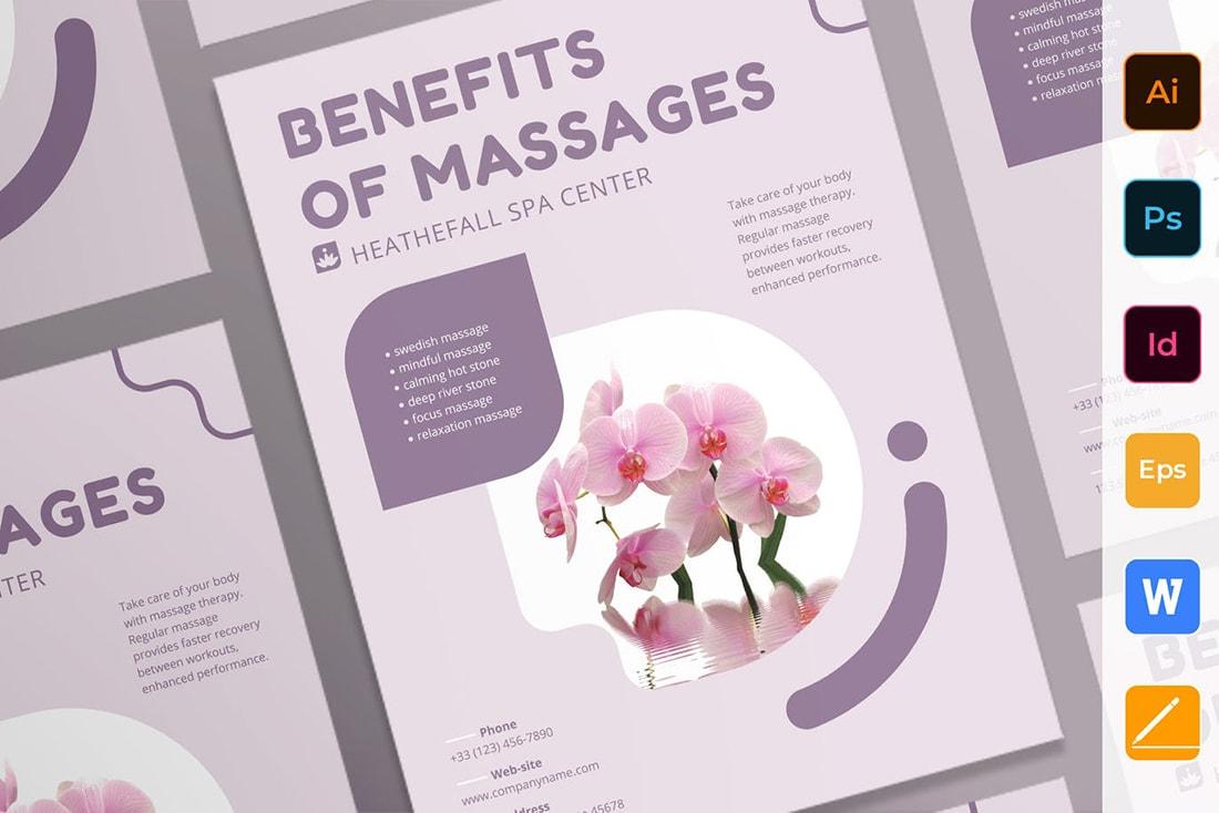 violet-poster 20 Stylish Poster Color Schemes design tips