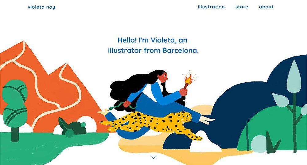 violeta_home 15+ Quick Tips to Improve Your Design Portfolio design tips