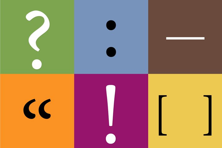 The Designer's Guide to Visual Punctuation | Design Shack