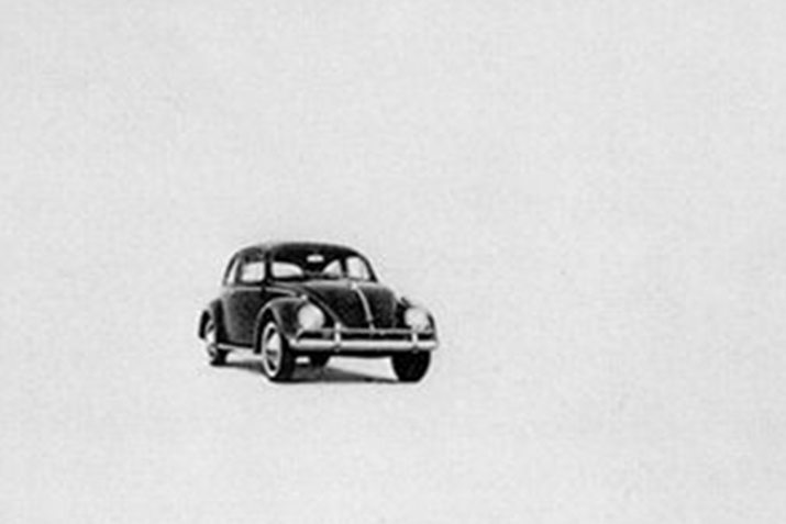 The Greatest Print Campaigns of All Time: Volkswagen Think Small