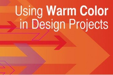 How to Use Warm Color in Design Projects