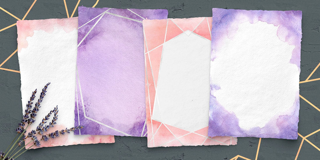watercolor-border Border Design: 8 Tips & Modern Examples design tips
