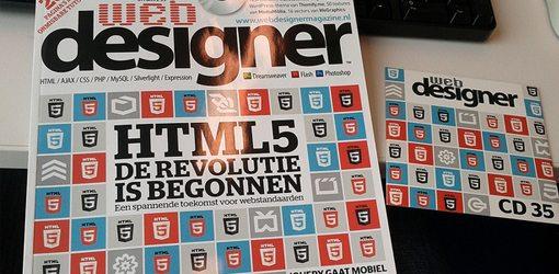 HTML5 Code - Web Designer Mag UK