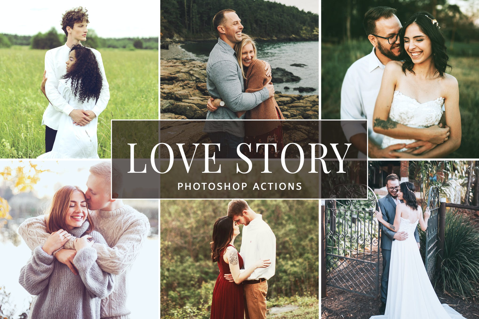 wedding photoshop actions