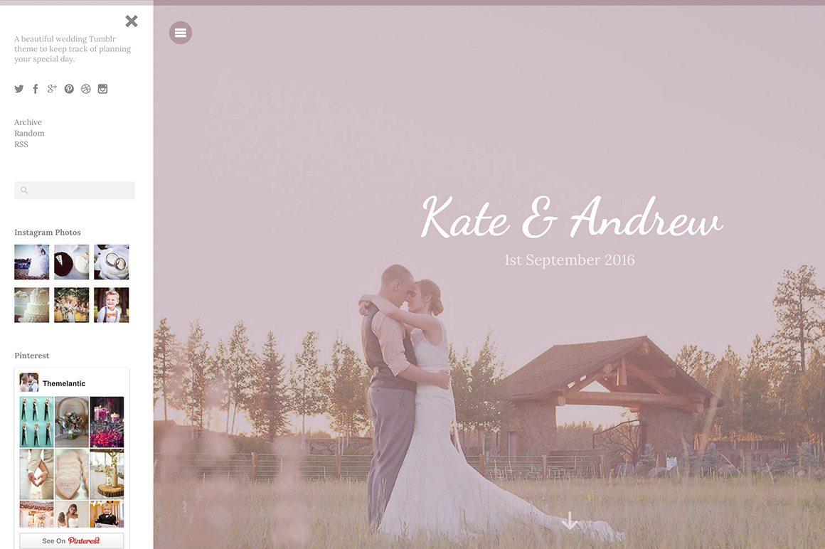 wedding-tumblr-theme