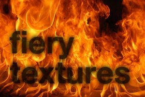 Weekly Freebies: 20+ Fiercely Fiery Photo Textures