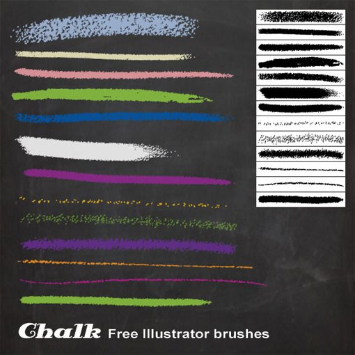 Weekly Freebies: 50 Outstanding Free Illustrator Brush Sets ...