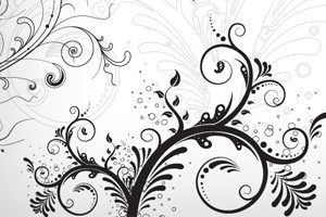 Weekly Freebies: Flourishes and Ornaments