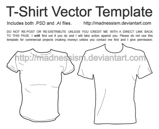 Weekly Freebies: 20 Free T-Shirt Design Templates | Design Shack