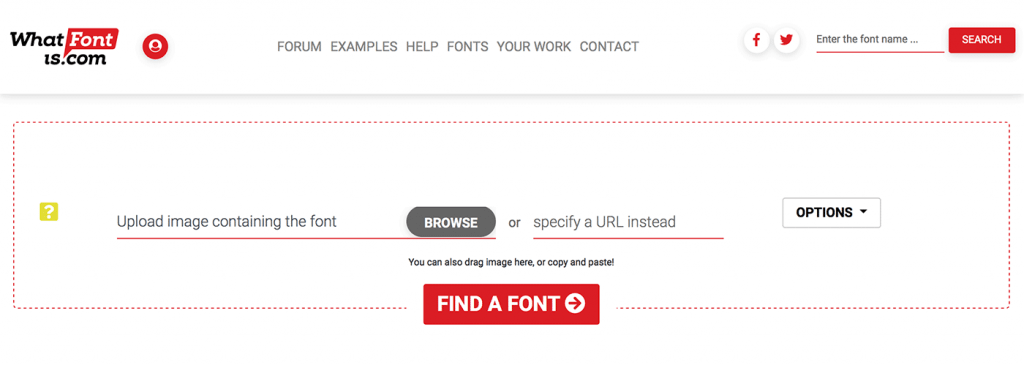 whatfontis-screenshot-1024x365 What's That Font? Find Out With WhatFontIs design tips