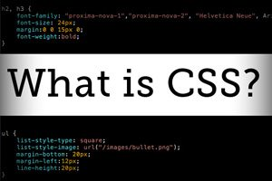 What Is CSS? Back to Basics