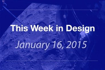 This Week in Design: Jan. 16, 2014