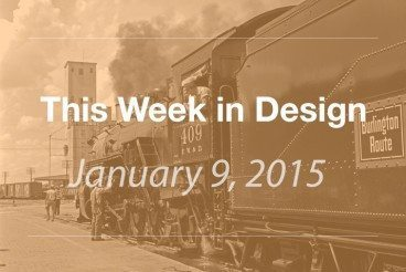 This Week in Design: Jan. 9, 2015