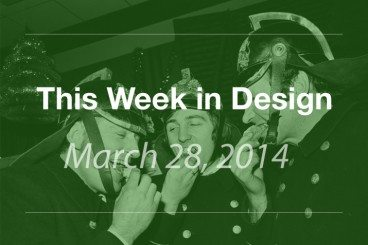 This Week in Design: March 28, 2014